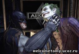 Batman возвращается в новой игре