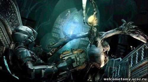 Dead Space 2 окажется очень страшной игрой