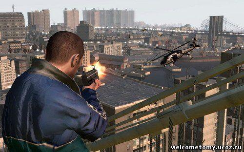 Официальное обновление для русской версии Grand Theft Auto IV