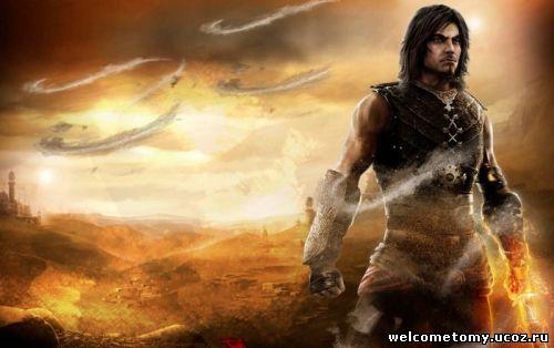 "Информация по игре ""Prince of Persia: The Forgotten Sands"""