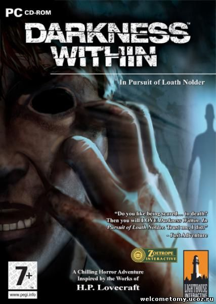 Darkness Within: The Dark Lineage