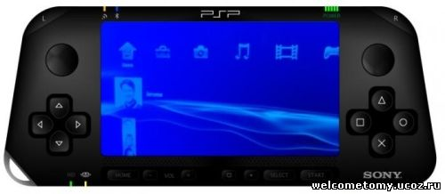 Sony переизобретет PSP