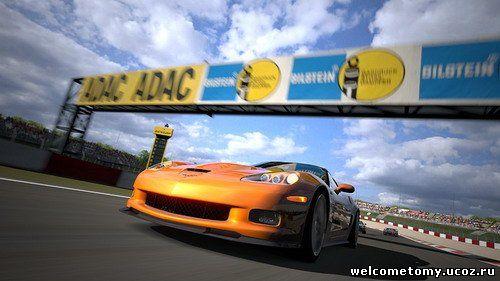 Новые скриншоты симулятора Gran Turismo 5